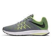 Nike Men s Zoom Winflo 3 Running Shoe Cool Grey/Black/Volt/Barely Volt 8 D(M) US