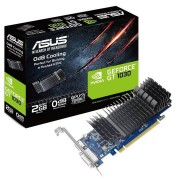 Asus Geforce Gt 1030 Low Profile Passive Cooled 2gb Gt1030-sl-2g-brk