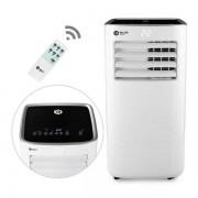 Balter AC-01 Frio Klimaanlage 4-in-1 Mobiles Klimagerät, Heizung, Ventilator mit Fernbedienung Weiss