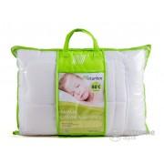 Garnitura pentru bebelusi Naturtex Família, plapuma+perna, 90x130+40x50 cm, 430+70g