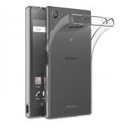 Husa Sony Xperia Z5 Compact TPU Slim Transparent