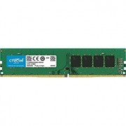 Crucial RM Memory CT4G4DFS824A 4GB DDR4 2400 Udimm Unbuffered Retail