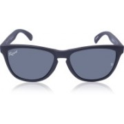 Resist Wayfarer Sunglasses(Black)