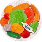 Набор Фрукты, овощи 13 предметов. 437
