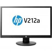 "Monitor LED HP HP V212a 20.7"", 5ms, black"