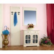 Garderobe-Set lackiert für Flur