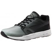 Puma Unisex XT S Blur Glacier Gray, Dark Shadow and Black Mesh Sneakers - 7 UK