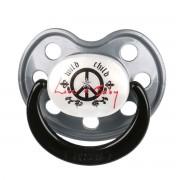 dudlík ROCK STAR BABY - PEACE - 900312-1