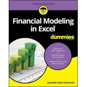 Financial Modeling in Excel for Dummies, Paperback