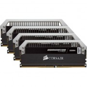 Memorie ram corsair Dominator Platinum, DDR4, 64 GB,2800MHz, CL14 (CMD64GX4M4A2400C14)