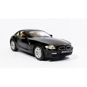 KINSMART SCALE 1:32 BMW Z4 COUPE TOY CAR, MULTICOLOR (Black)