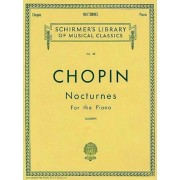 Chopin: Nocturnes for the Piano, Paperback/Frederic Chopin