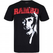 Geek Clothing Rambo 2 Heren T-Shirt - Zwart - S - Zwart