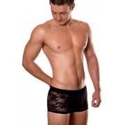 Doreanse Lace Boxer Brief Underwear Black 1952