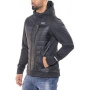 Pearl iZUMi Versa Quilted Hoody svart 2017 Huvtröjor
