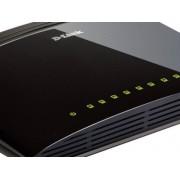 D-Link DES-1008D Nätverks-switch 8 Port 100 Mbit/s
