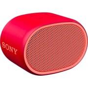 Sony Srsxb01r.Ce7 Cassa Bluetooth Wireless Speaker Altoparlante Portatile Impermeabile Ipx5 Modalità Vivavoce Usb Colore Rosso - Srs-Xb01r Extra Bass