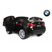Masinuta electrica BMW X6 M XXL Black cu doua locuri si telecomanda 2.4 Ghz