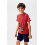 Mango Kids - Tricou copii Coco 110-164 cm