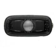 Semnalizare aripa Audi A3 05.2003-04.2008 / A4 (B6/B7) 11.2000-03.2008 , A6 (C6) 2004-2011 TYC partea Dreapta/ Stanga , tuning transparent-negru 1buc. Kft Auto