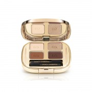 Dolce&Gabbana Dolceegabbana the eyeshadow eye colour quad N.123 Desert