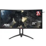 "Monitor 35"" AOC AGON, AG352UCG6, WQHD, 120Hz, G-Sync, HAS"