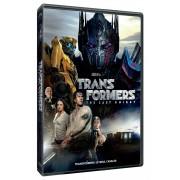 Transformers:The Last Knight:Mark Wahlberg, Anthony Hopkins, Stanley Tucci, John Turturro - Transformers:Ultimul cavaler (DVD)