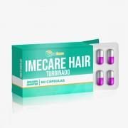 Imecare Hair Turbinado Com Biotina 60 Cápsulas