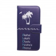 【kahiko】手帳型iPhone7用スマホケース Hawaiian その他17 レディース