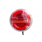 Linke LED-Rückleuchte 12-24V [dynamischer Blinker]