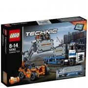 Lego Technic: Depósito de contenedores (42062)