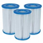 Intex Филтър за помпа, 3 бр, 29003