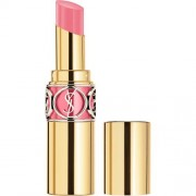 YSL rouge volupte shine 14, corail in touch
