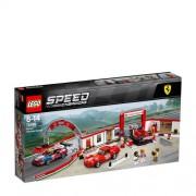 LEGO Speed Champions Ultieme Ferrari garage 75889