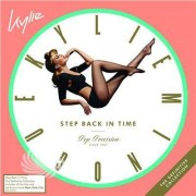 Video Delta Kylie Minogue - Step Back In Time: The Definit - CD