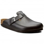 Чехли BIRKENSTOCK - Boston 0060191 Black