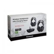 Panasonic RP-WF830WE-K Nero Circumaurale Padiglione auricolare cuffia