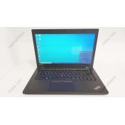 Lenovo Thinkpad T450 felújított Ultrabook Intel Core i7-5600U 4 GB RAM 500 GB HDD Windows 10 Pro