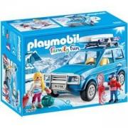 Комплект Плеймобил 9281 - Зимен джип, Playmobil, 2900327