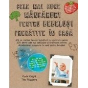 Cele mai bune mancaruri pentru bebelusi pregatite in casa - Karin Knight Tina Ruggiero