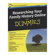 Researching Your Family History Online For Dummies (Newbery Sarah)(Paperback) (9780470745359)