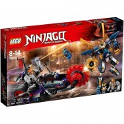 Lego Ninjago: Killow vs. Samurái X (70642)