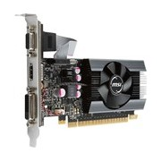 MSI GT 710 2GD5 LP GeForce GT 710 Graphic Card - 954 MHz Core - 2 GB GDDR5 - Low-profile