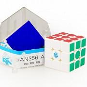 CuberSpeed Gans 356 Air (Standard) 3x3 White Magic cube Gan 356 Air (Standard) 3x3x3 Speed cube