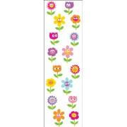 Mrs. Grossman's Stickers-Chubby Flowers
