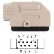 Conector cablu (tată) cu 9 pini (compatibil Fronius)