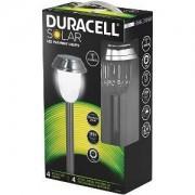 Duracell 4Pk 5 Lumen Solar LED Pathway Lights (GL010NP4DU)
