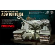 MENG TS-002 - 1:35 British A39 Tortoise Heavy Assault Tank