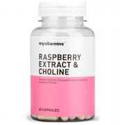 Myvitamins Raspberry Extract & Choline - 1 Month (60 Capsules)