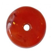 Donut ou pi chinois cornaline